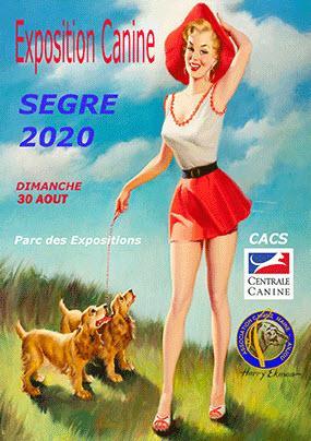Affiche segre 2020